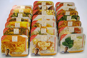 Ready Meal Packaging Collection